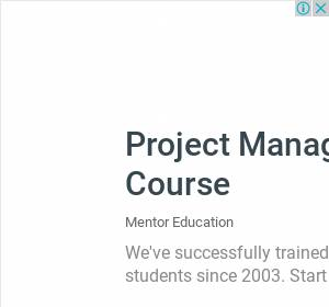 Diploma of Project Management - Mentor Education