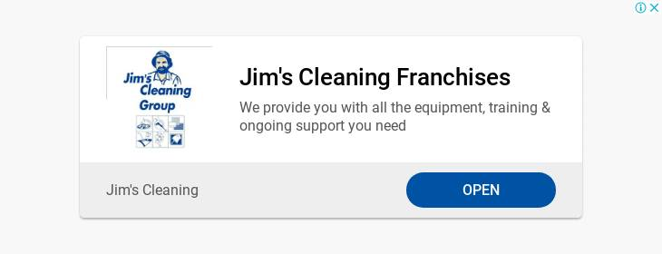 Jim's Franchises For Sale - Call 131 546