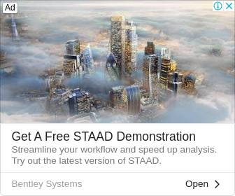STAAD.Pro CONNECT Edition - Request Your Free Demo Today