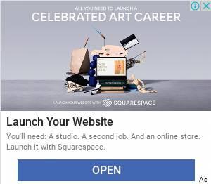 Website Design – The Leader in Website Design – Squarespace