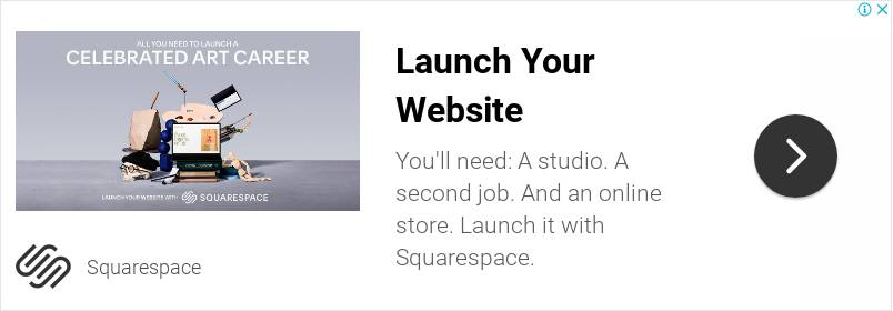Website Design – The Leader in Website Design – Squarespace