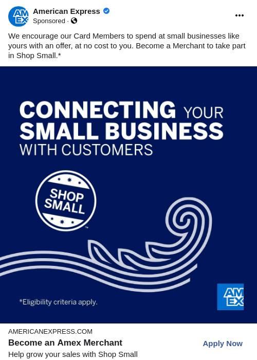 American Express - Online Merchant Application