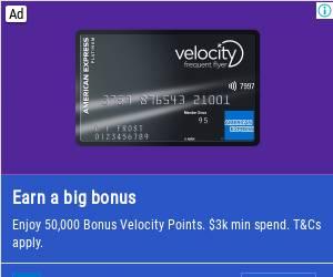The Velocity Platinum Credit Card | AMEX Australia
