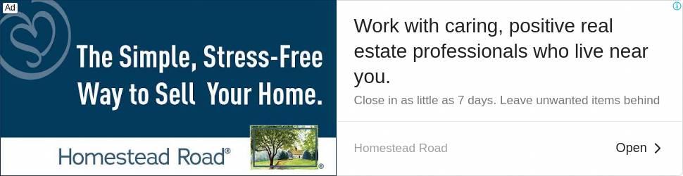 Homepage - Homestead Road