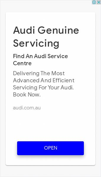 Service   Owners   Audi Australia Official Website