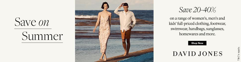 David Jones Online | Shop Fashion, Beauty, Home & More