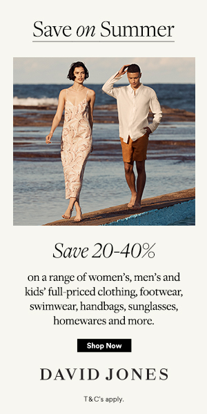 David Jones Online | Shop Fashion, Beauty, Home & More