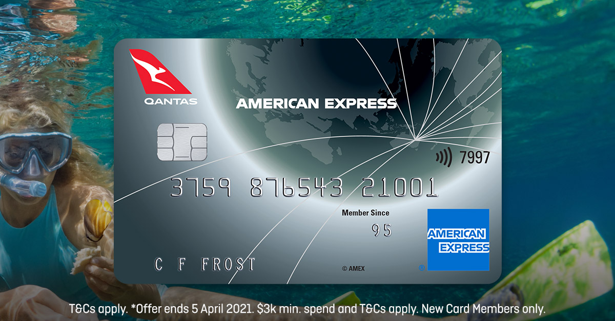 The Qantas American Express Ultimate Card | AMEX Australia