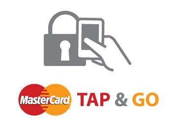Image of Mastercard Tap and Go