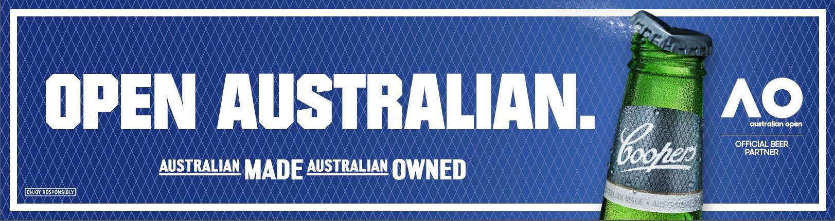 Image of Coopers Open Australian
