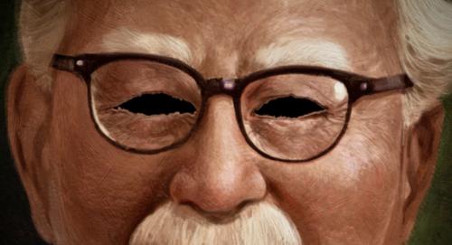 KFC The Hard Way VR