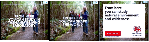 Source: BigDatr, University of Tasmania,  From Here You Can Shape The World , Digital, (May 29)