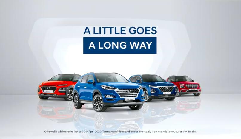 Source: BigDatr, Hyundai  A Little Goes A Long Way