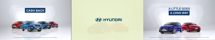 Source: BigDatr, Hyundai  A Little Goes A Long Way  Free-To-Air TV, 2-10 Apr 2020